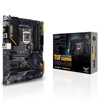 ASUS TUF GAMING Z490 PLUS