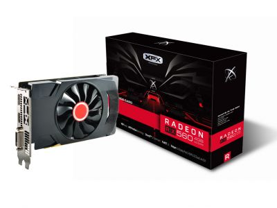 XFX RADEON RX 560 CORE 4GB PCI-E