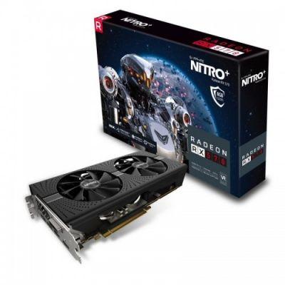 SAPPHIRE RADEON RX 570 NITRO+ 8GB DDR5 PCI-E