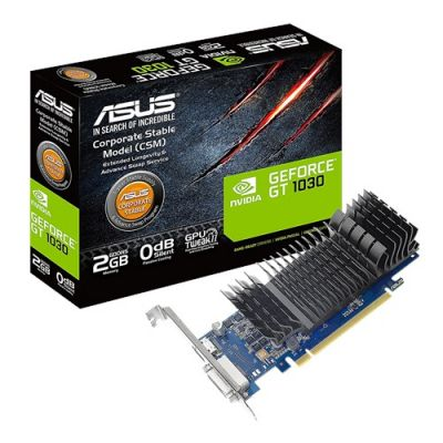 ASUS GEFORCE GT1030 CSM 2GB