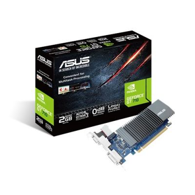 ASUS GEFORCE GT710 SILENT 2GB DDR5