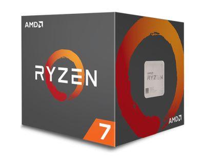 AMD RYZEN 7 1800X 3,6Ghz Socket AM4 BOX